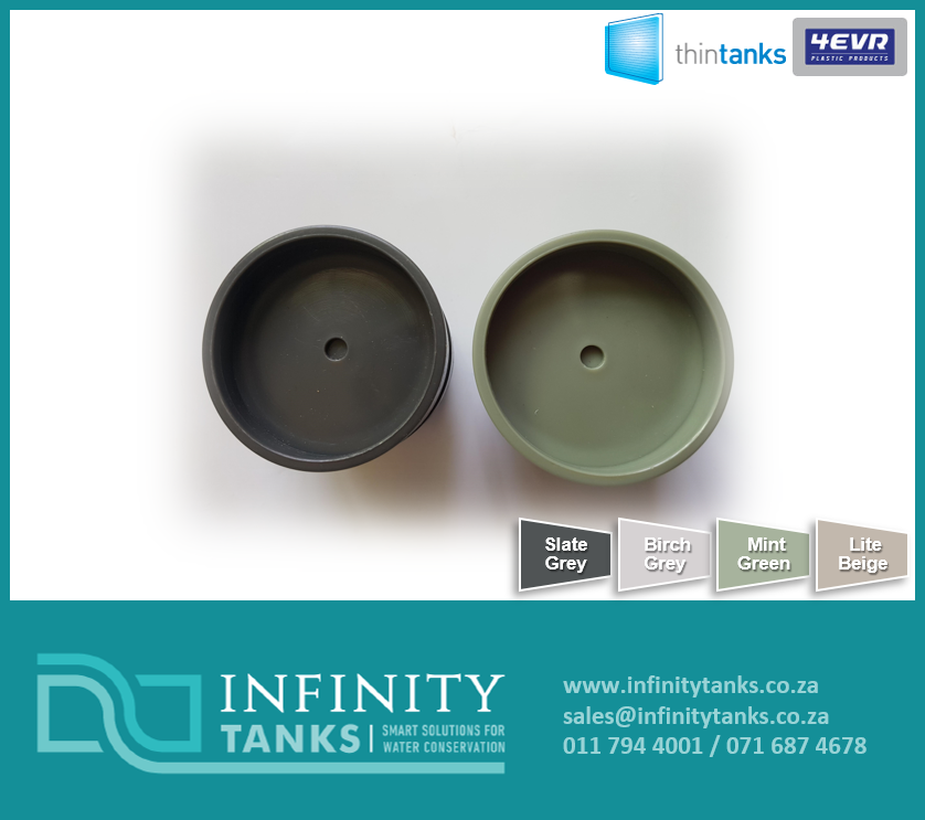 2020-05-08 - Infinity Tanks - colours - slate grey mint green
